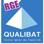 Certifié Qualibat RGE 2017